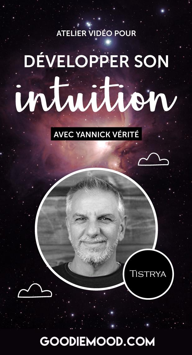 Développez votre intuition avec l'atelier vidéo de Yannick Vérité & Tistrya 🌟 #intuition #conscience #tistrya #yannickverite #anthonychene #meditation #mental #respiration #exercice #atelier #esoterisme