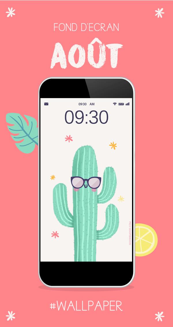 telechargez votre wallpaper fond d 'écran CACTUS et MELON pour fond d'écran d'ordinateur #cactus #melon #graphisme