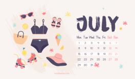 Téléchargez votre fond d'écran gratuit pour l'été 2019 #goodiemood