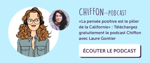 Écouter le podcast Chiffon avec Valérie Tribe et Laure Gontier