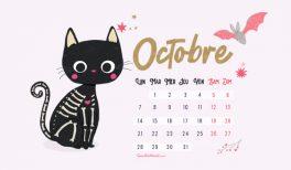 Fond d'écran gratuit pour Halloween 2019