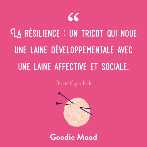 Citation de Boris Cyrulnik sur la résilience #citation #resilience #feelgood