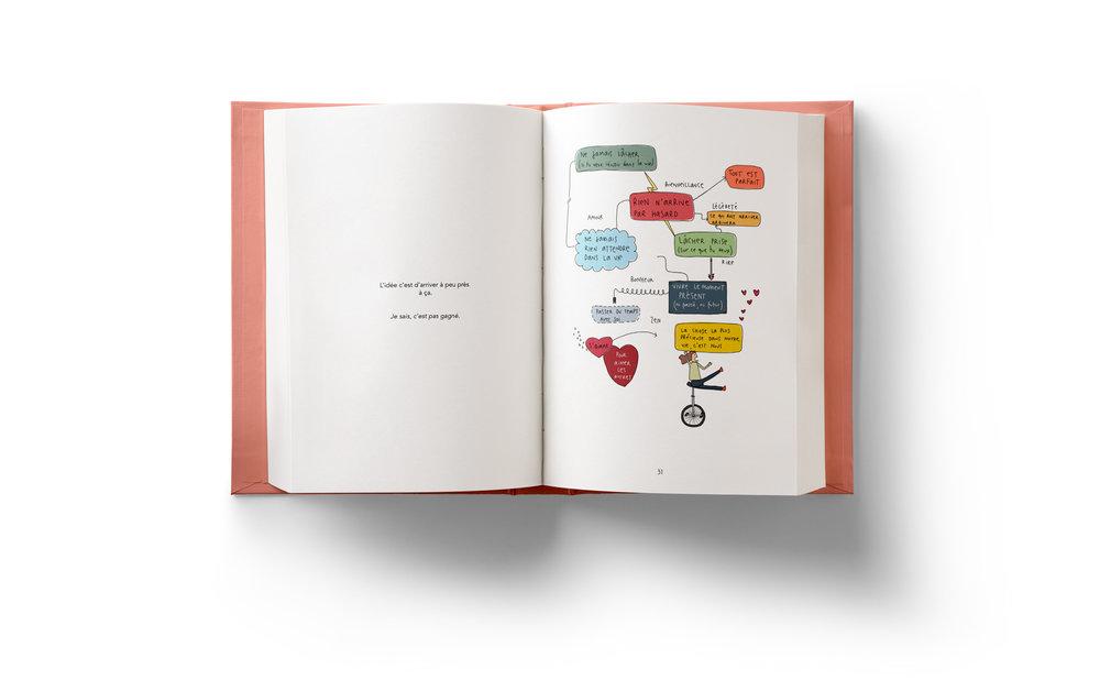 """""""Merci la vie"""" de Anne Wehr - extrait du livre 1"""