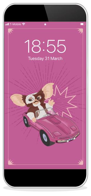 iphone Fond d'écran et calendrier Gremlins pour avril 2020 #wallpaper goodiemood le blog feel good