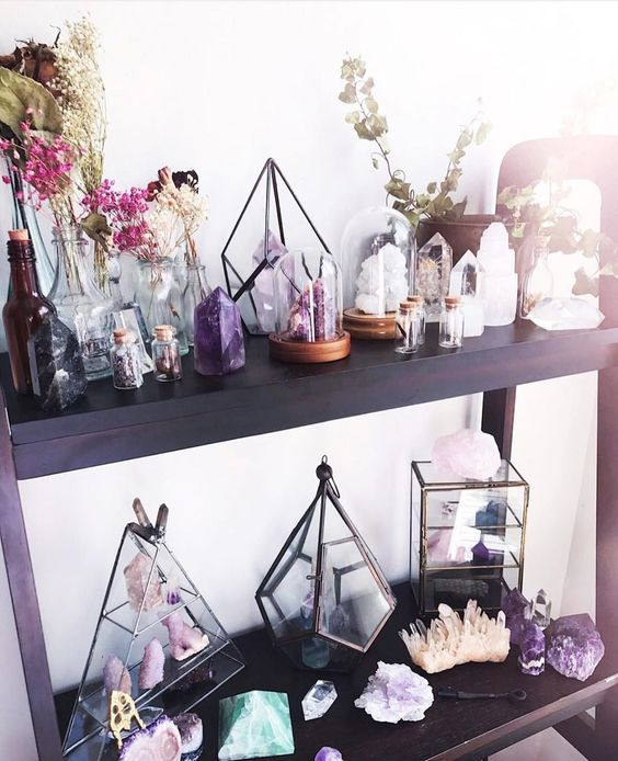 inspiration Pinterest pour créer son autel