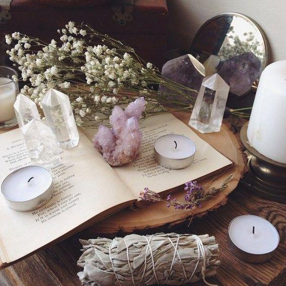 inspirations pour créer son autel