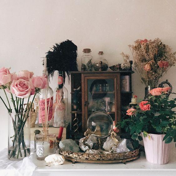 inspirations pour créer et aménager son autel