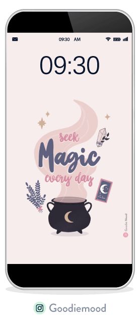 Téléchargez votre wallpaper et calendrier gratuits sur Goodie Mood pour Septembre 2020 !