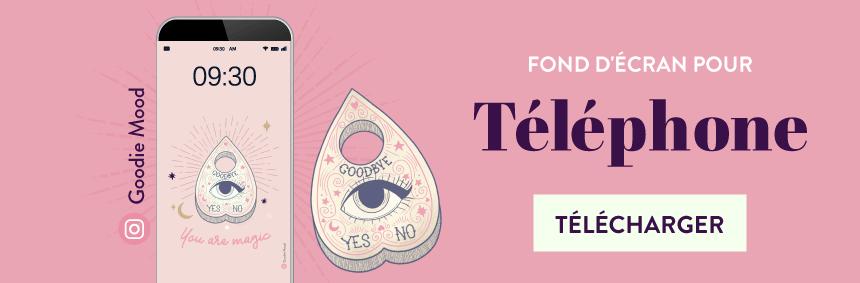 Telechargez le fond d'ecran ouija magie goodie mood pour octobre 2020