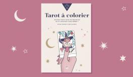 Mon tarot à colorier - illustrations : Goodie Mood