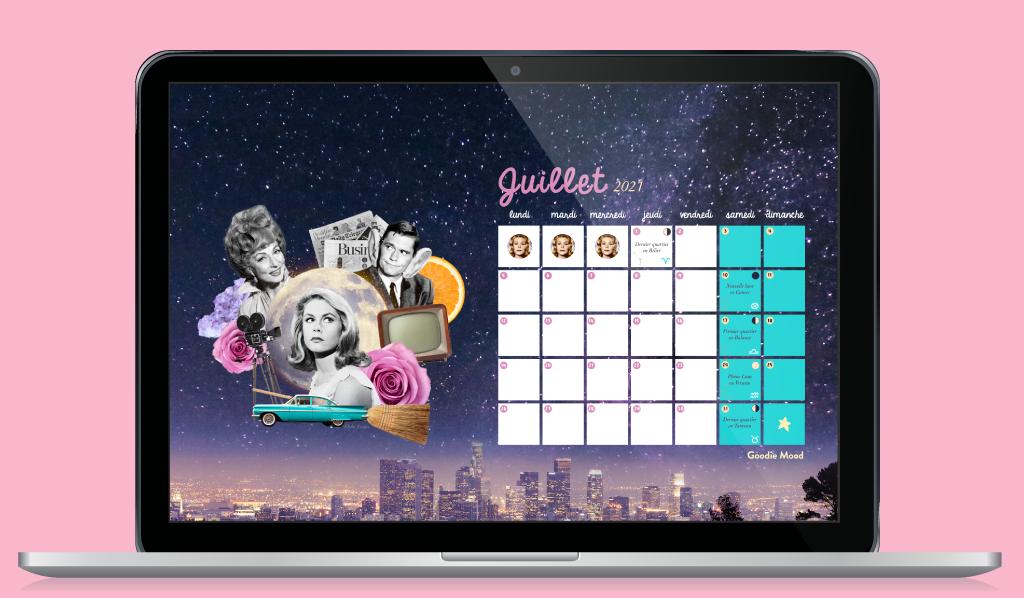 goodiemood - calendrier-wallpaper-juillet-2021-desktop
